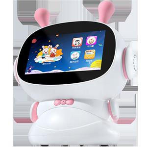 兔小贝智能机器人0-6岁3早教机