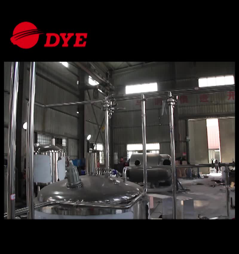 Brewery fermentation equipment beer brewing equipment for sale