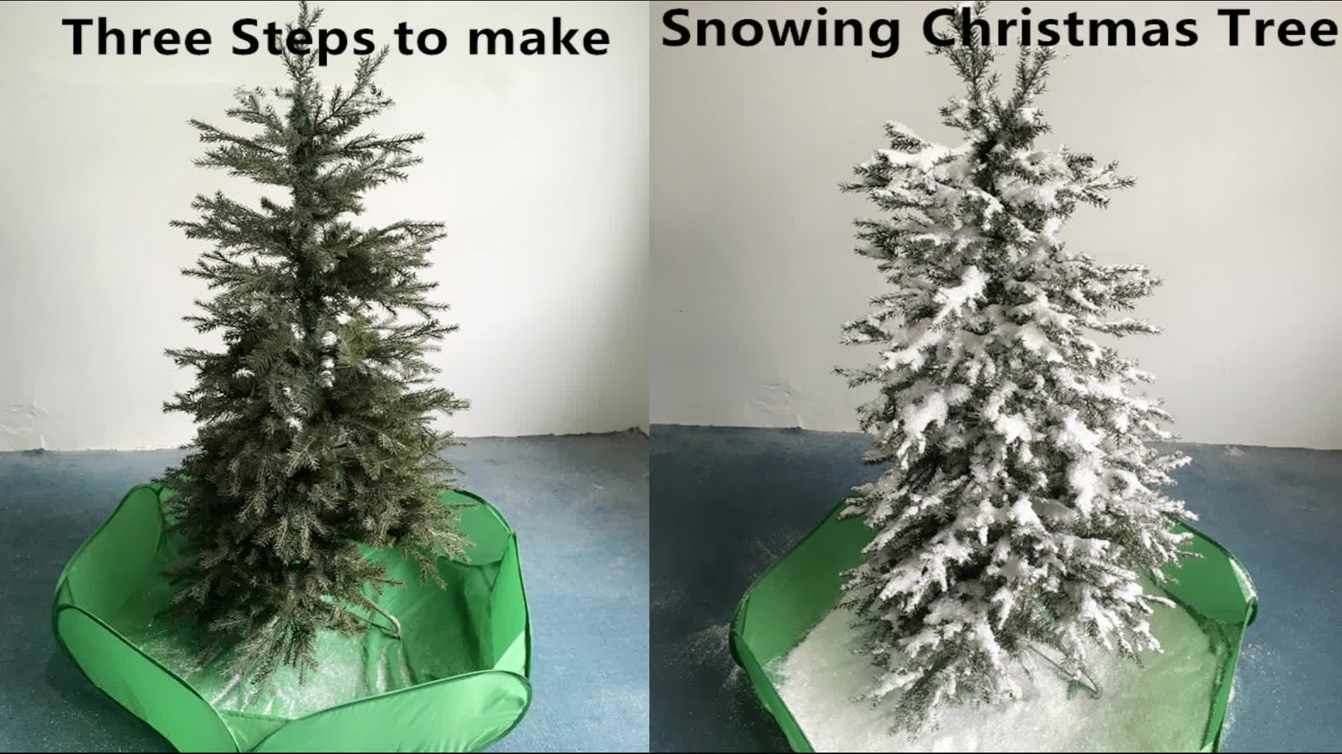 Christmas Tree Spray Snow