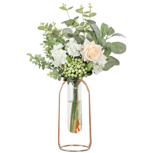 北欧套装客厅摆设玄关花束仿真花