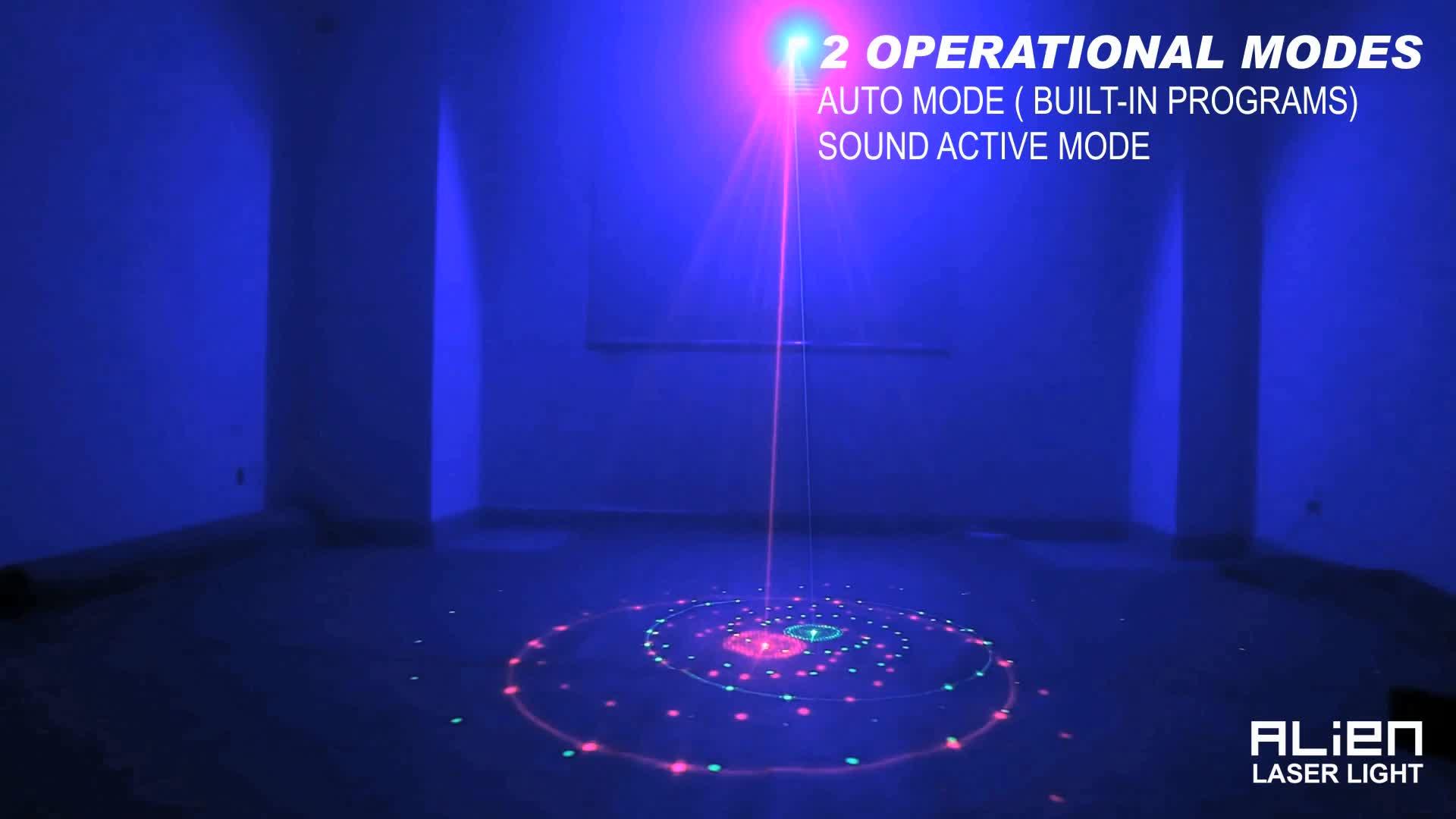 Cheap Indoor Disco DJ Laser Spot Lights For Sale