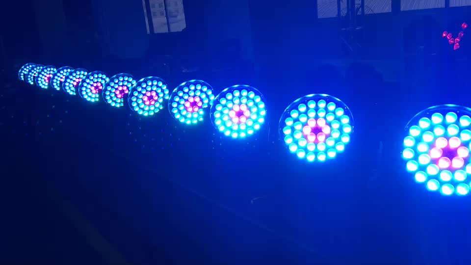 Professional 36*18W zoom moving head light for stage decoration