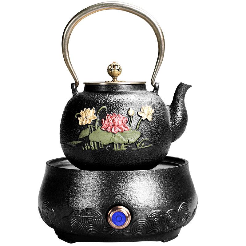 铸铁泡茶电陶炉煮茶壶套装仿铁壶怎么样
