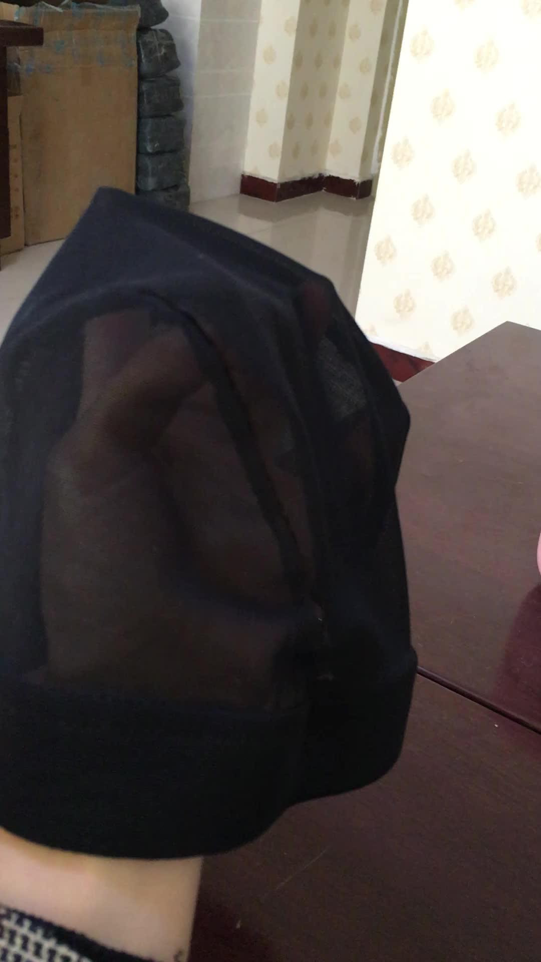 Wig Hairnet Unisex Stocking Wig Stockings Cap, Nylon Stretch Mesh Lace Wig Caps