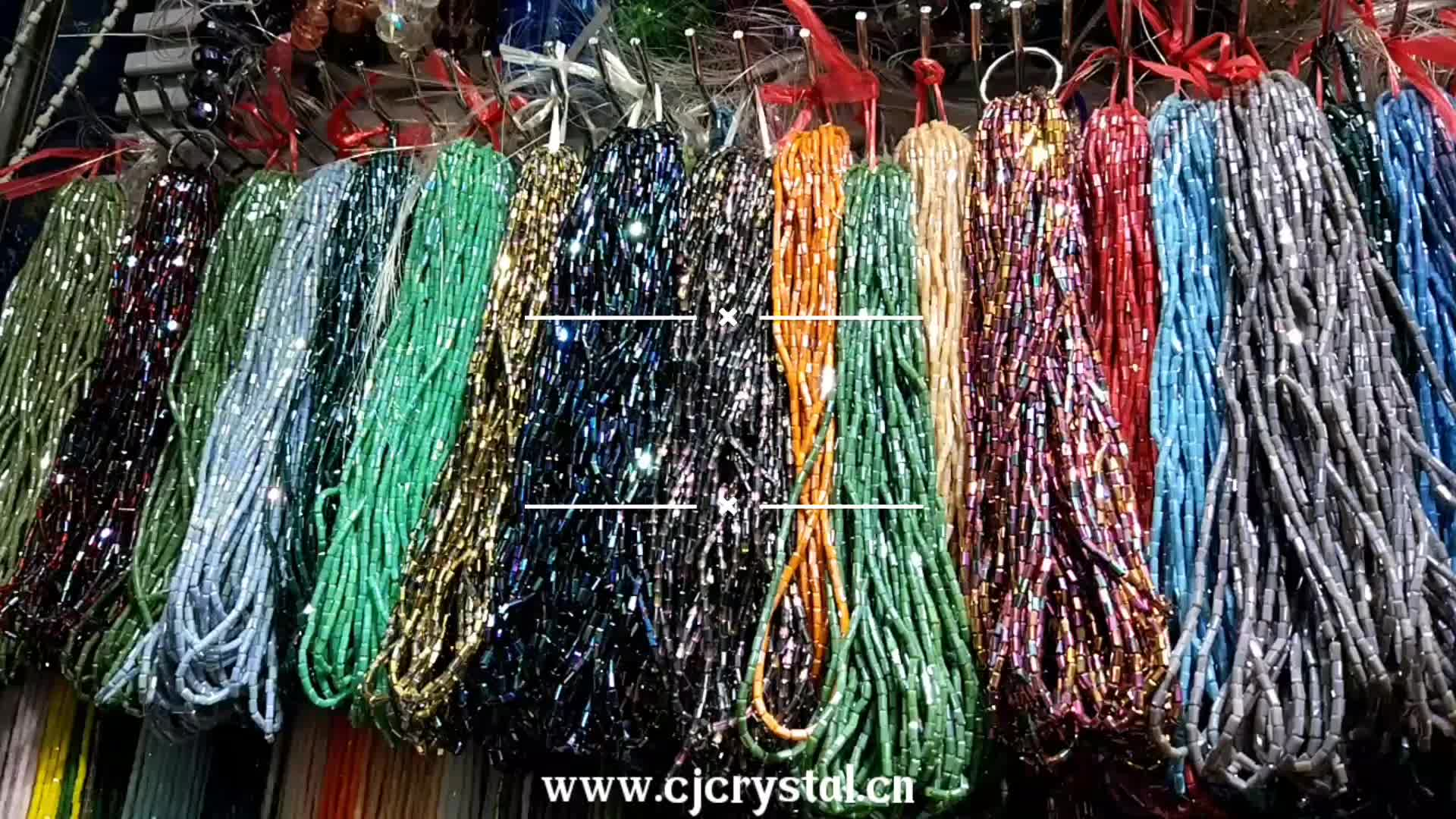 Wholesale teardrop beads water crystal beads for jewelry making glass