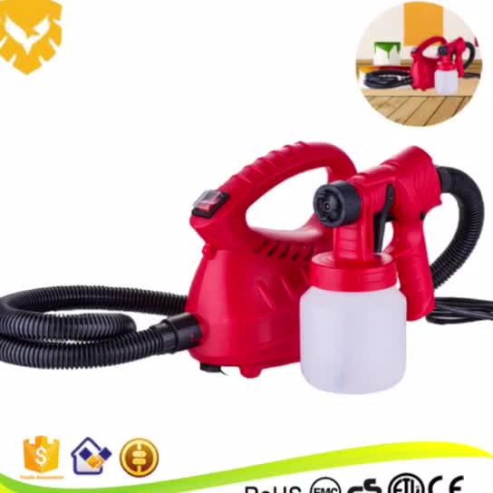 Electrostatic Paint Spray Gun,Airless Paint Sprayer For ...