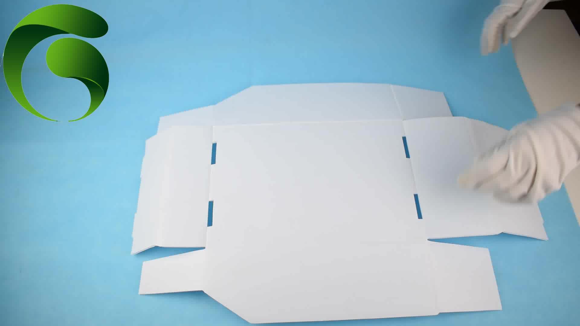Grau alimentício pp Corflute coroplast board Caixa De Embalagem De Produtos Hortícolas