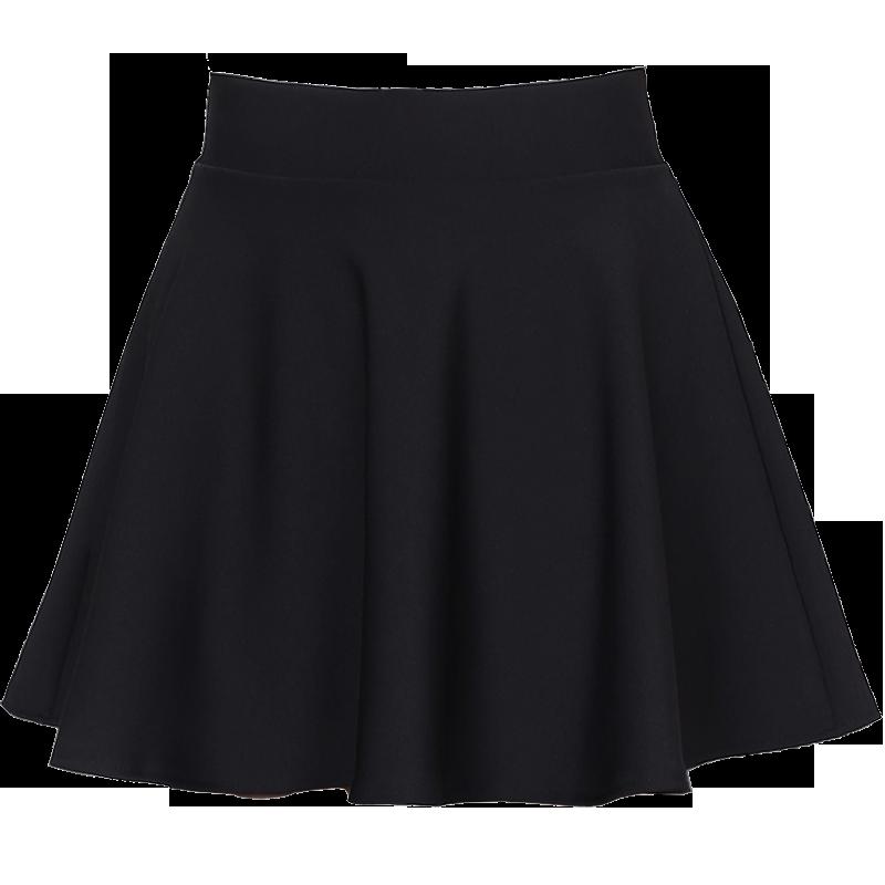 秋冬新款高腰短裙女半身裙