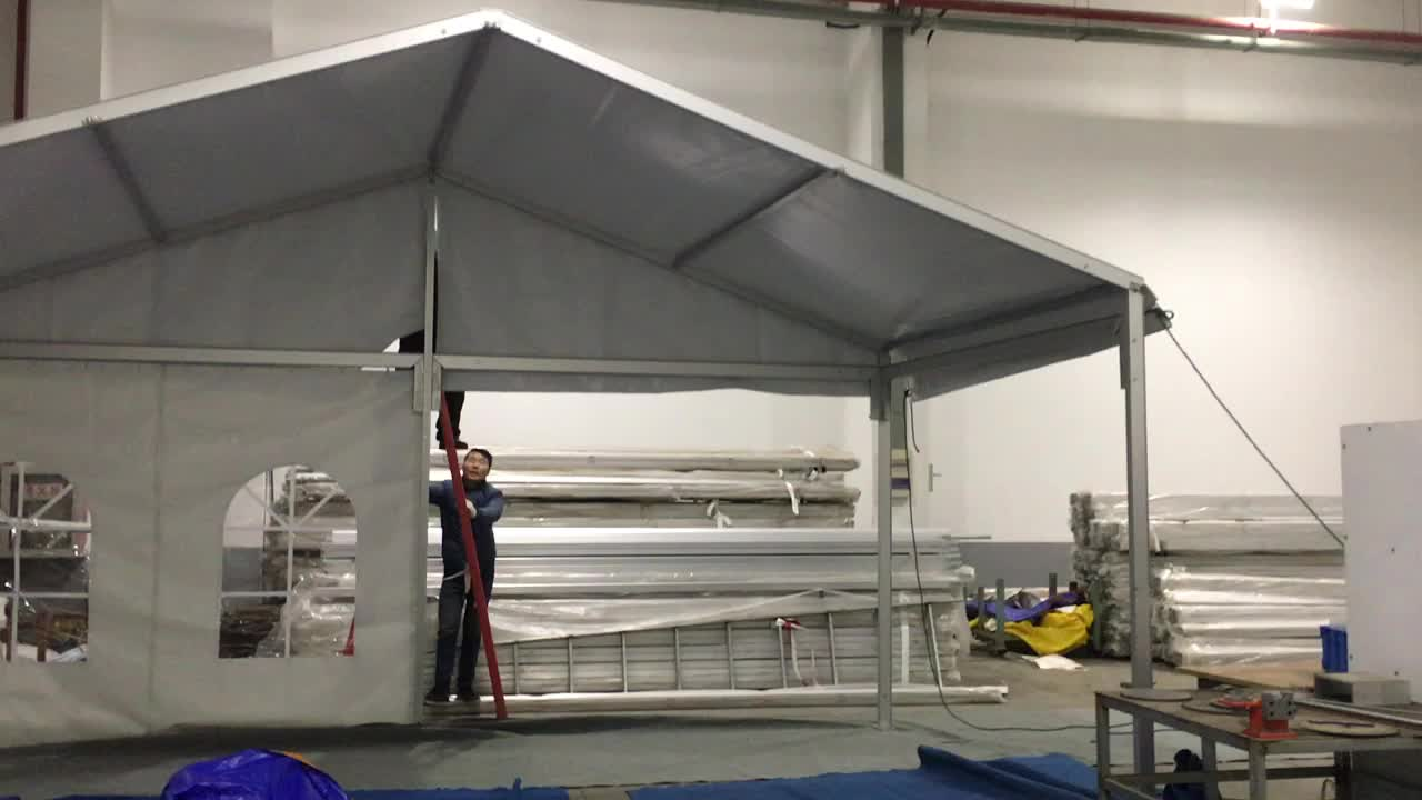 heavy duty large clear span tent for wedding, event, party