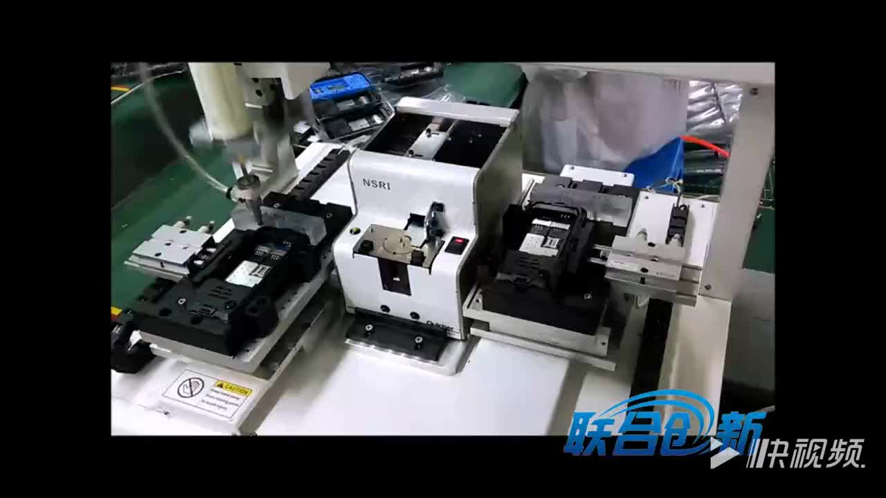 High precision automatic desktop screw tightening machine