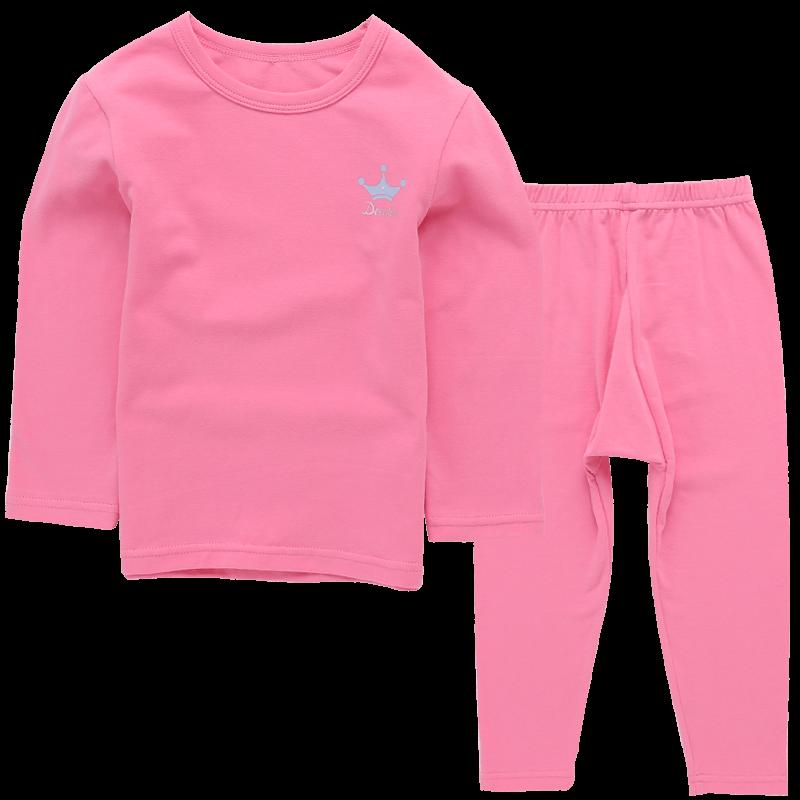 宝宝中间穿什么保暖:儿童保暖内衣批发