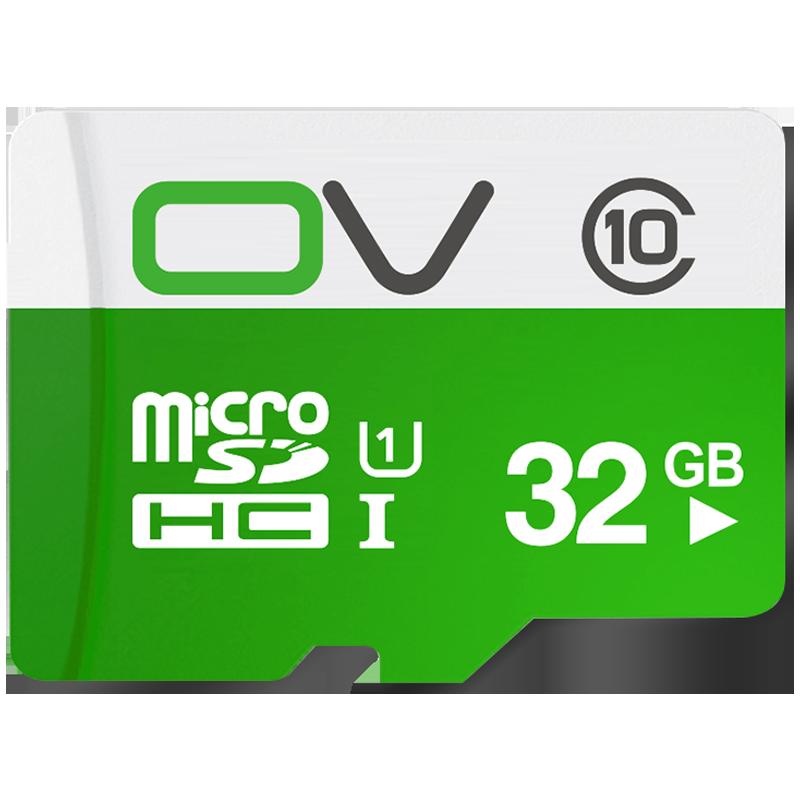 OV内存卡32G高速TF手机class10行车记录仪专用卡V10监控MicroSD卡