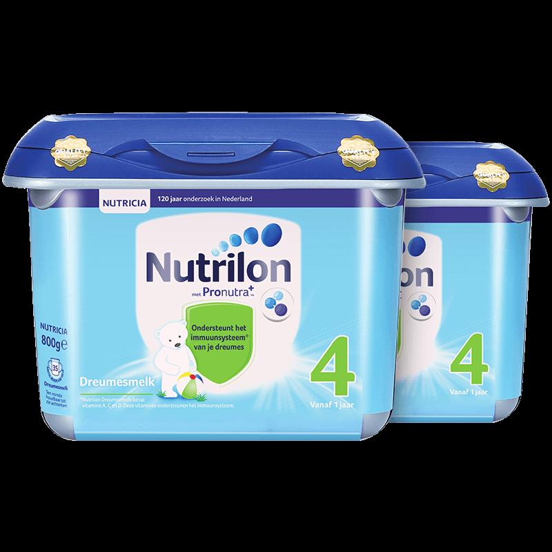 荷兰牛栏幼儿4段原装进口奶粉