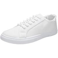 2021新款男士韩版潮流春季帆布鞋买后点评