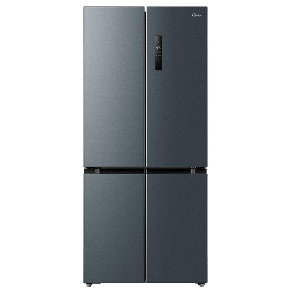 美的509升十字对开门一级双电冰箱评测好不好