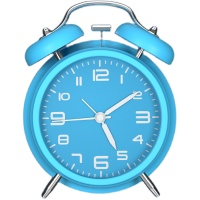 2021新款小闹钟学生用专用起床神器钟儿童男孩女孩时钟强力叫醒
