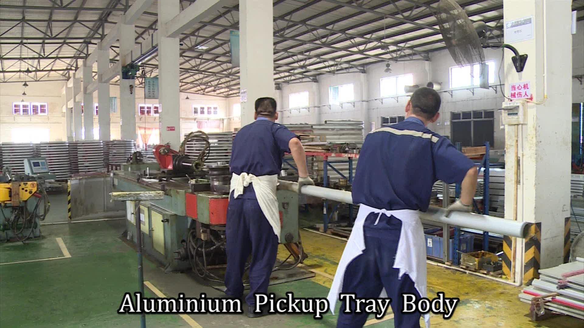high grade aluminium UTV tray body
