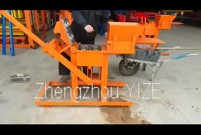 Concrete Extrusion Machine : Widely used interlocking concrete block making machine for
