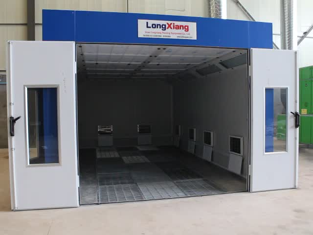 Cheap car spray paint booth for sale LY-8100