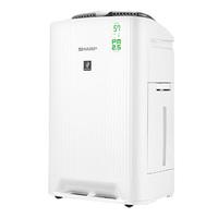 夏普空气净化器家用除甲醛雾霾烟尘异味sharp静音加湿消毒机WG605