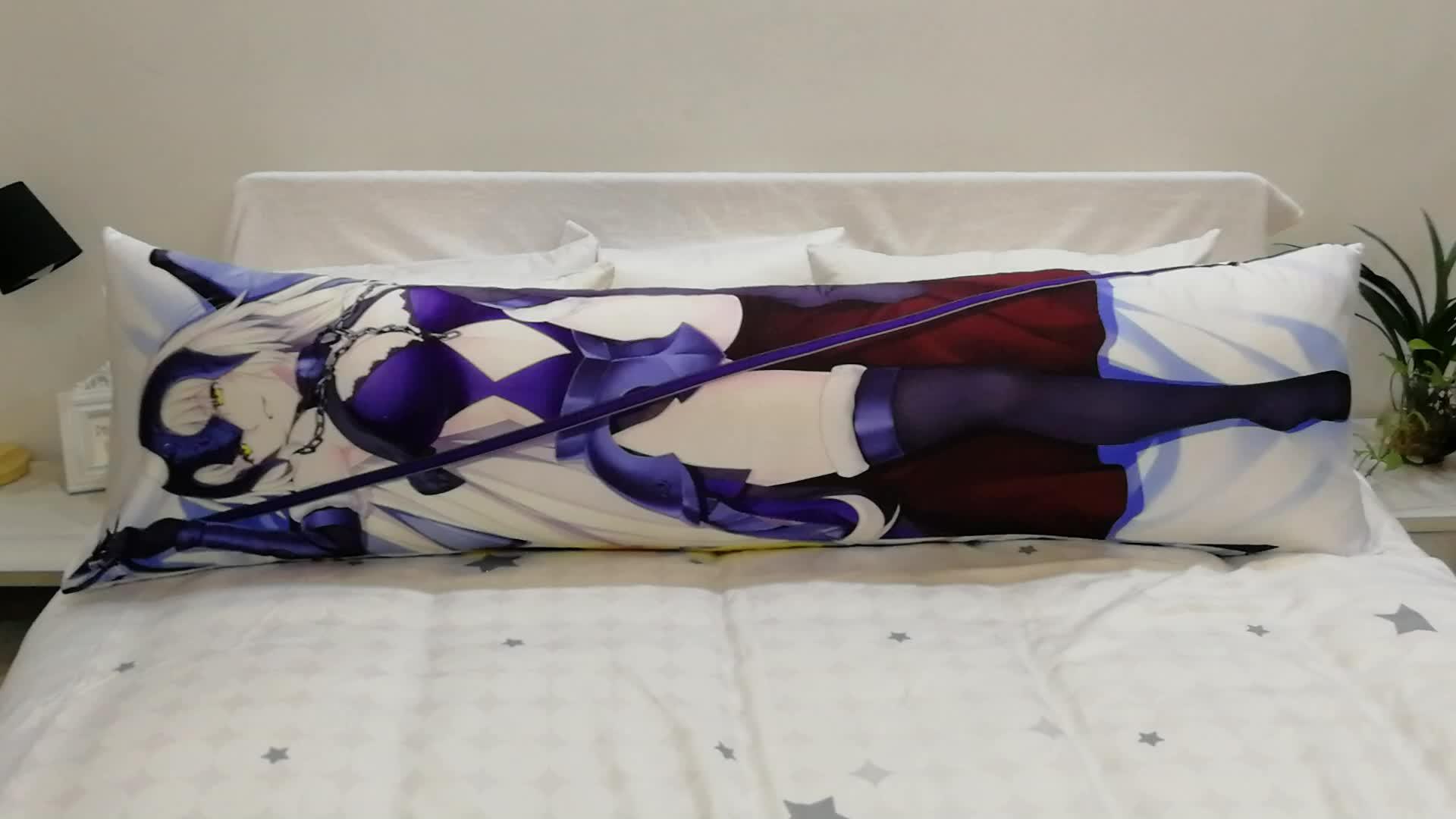 150/ 170X50cm New Original Comprehensive Pillow Case Kochiya Sanae 3D Print Anime Dakimakura