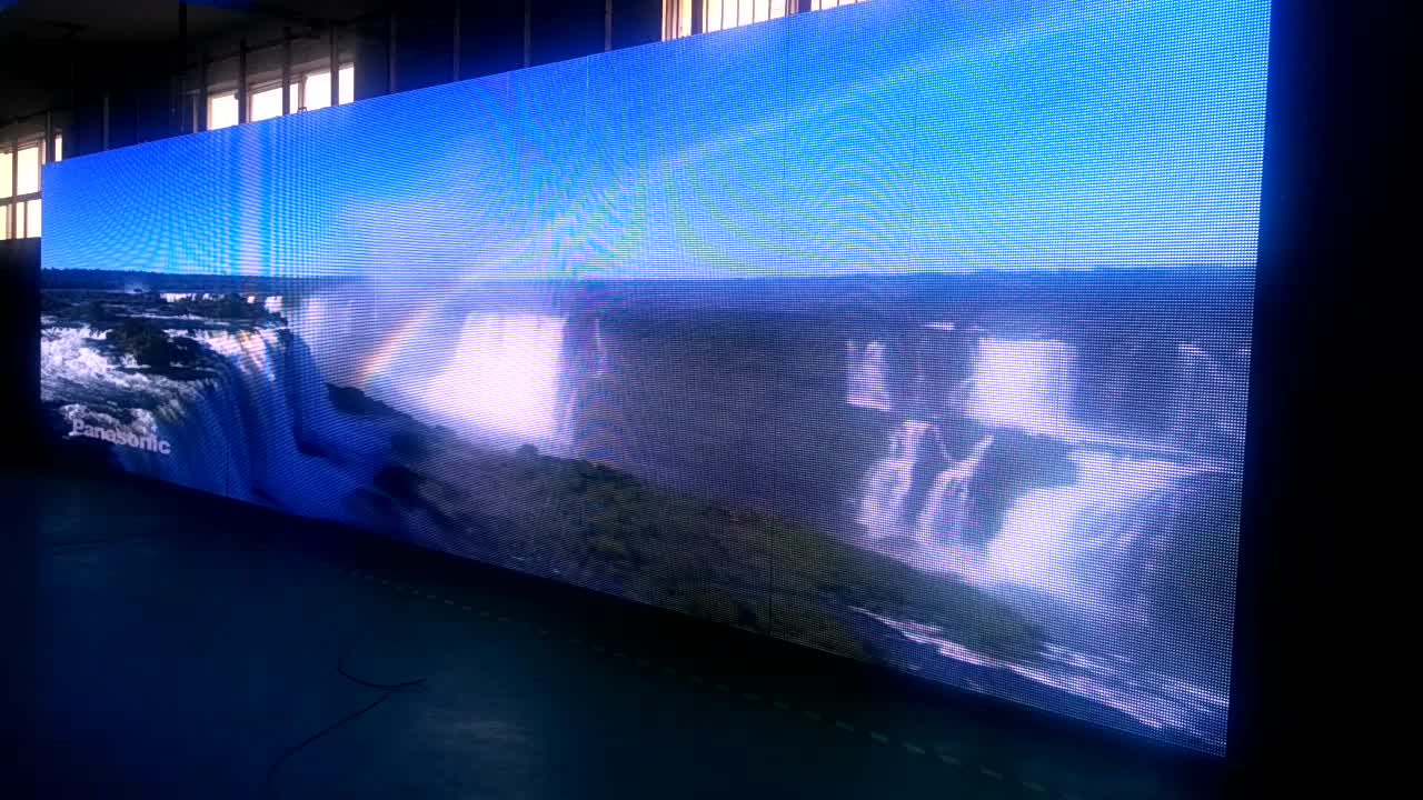 Outdoor Led Screen P5 P10 Full Color Display Panels 960*960mm Video Wall Billboard