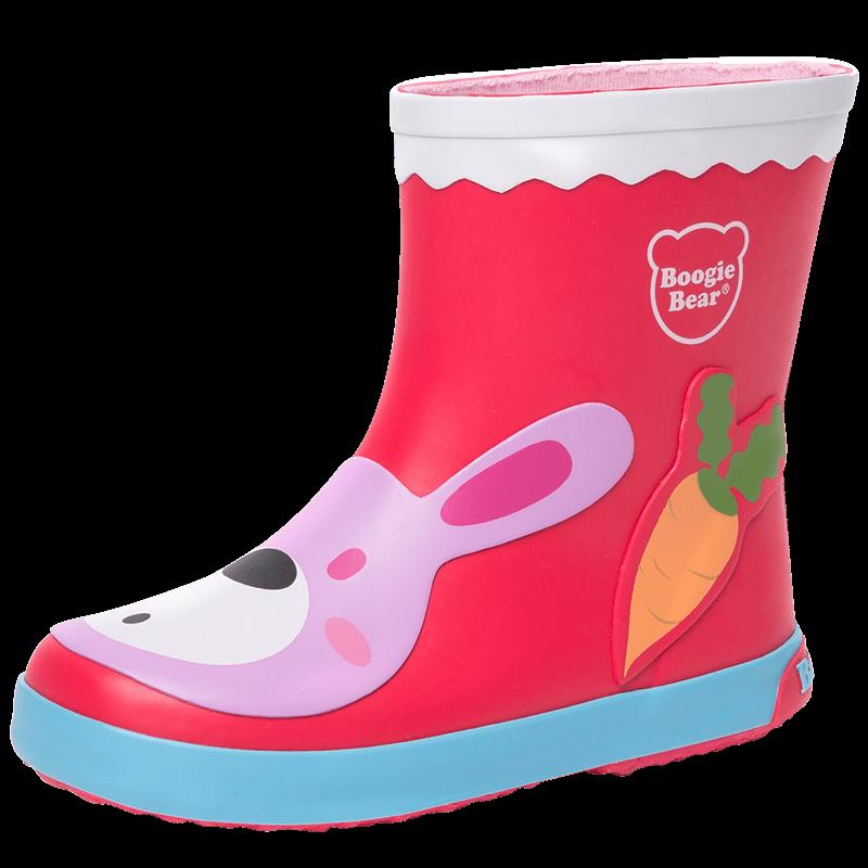 boogiebear韩国儿童防滑女童春童鞋