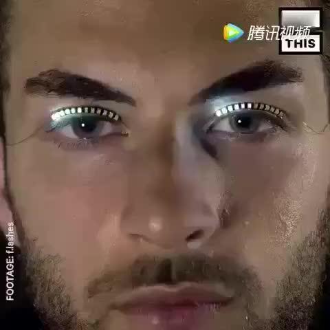 New arrival LED eyelashes