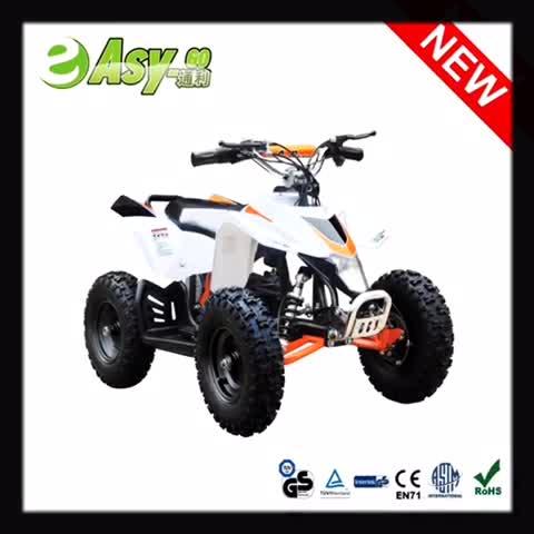 2017 Easy-go high quality cheap 4 wheel 110cc/125cc gas ATV with CE ceritifcate hot on sale