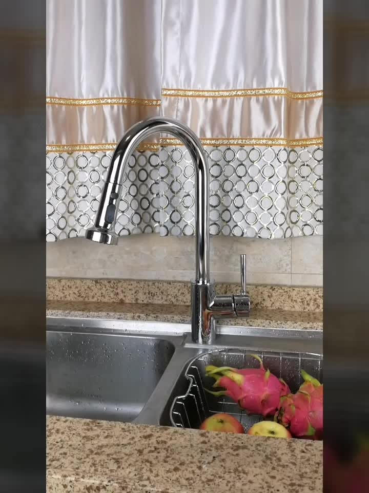 Rustic New Form Kind Of Hot Cold Water Mixed Dragon Faucet Swan ...