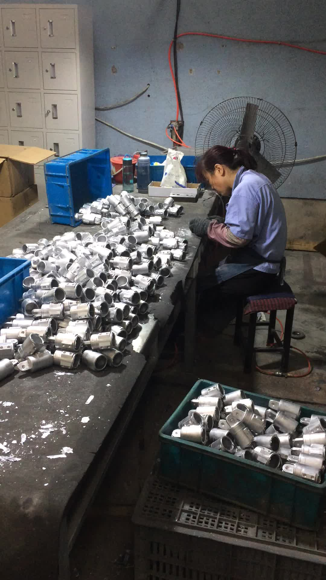 E-revestimiento Electropainting electrodeposición de aluminio de fundición