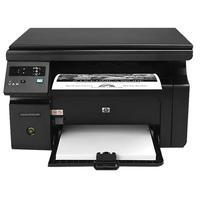 惠普m1136黑白激光一体机办打印机评价好不好