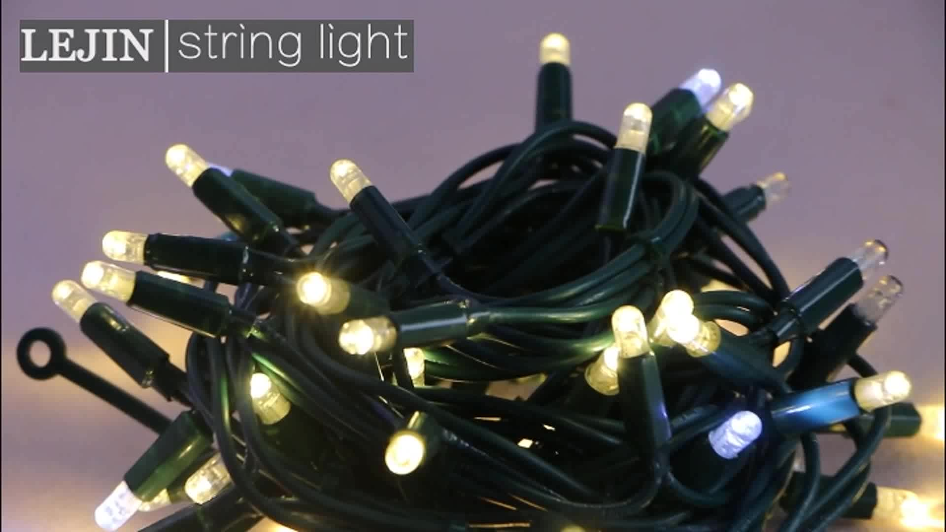 Rubber Wire Led String Light For Indoor And Outdoor Use - Buy Rubber Wire Led String Lights ...