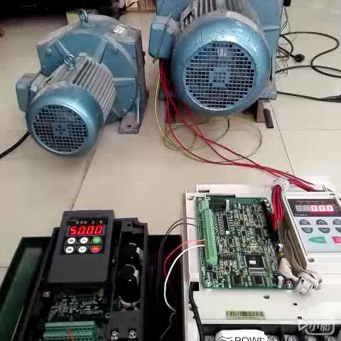 high performance speed frequency board close loop tower crane inverter