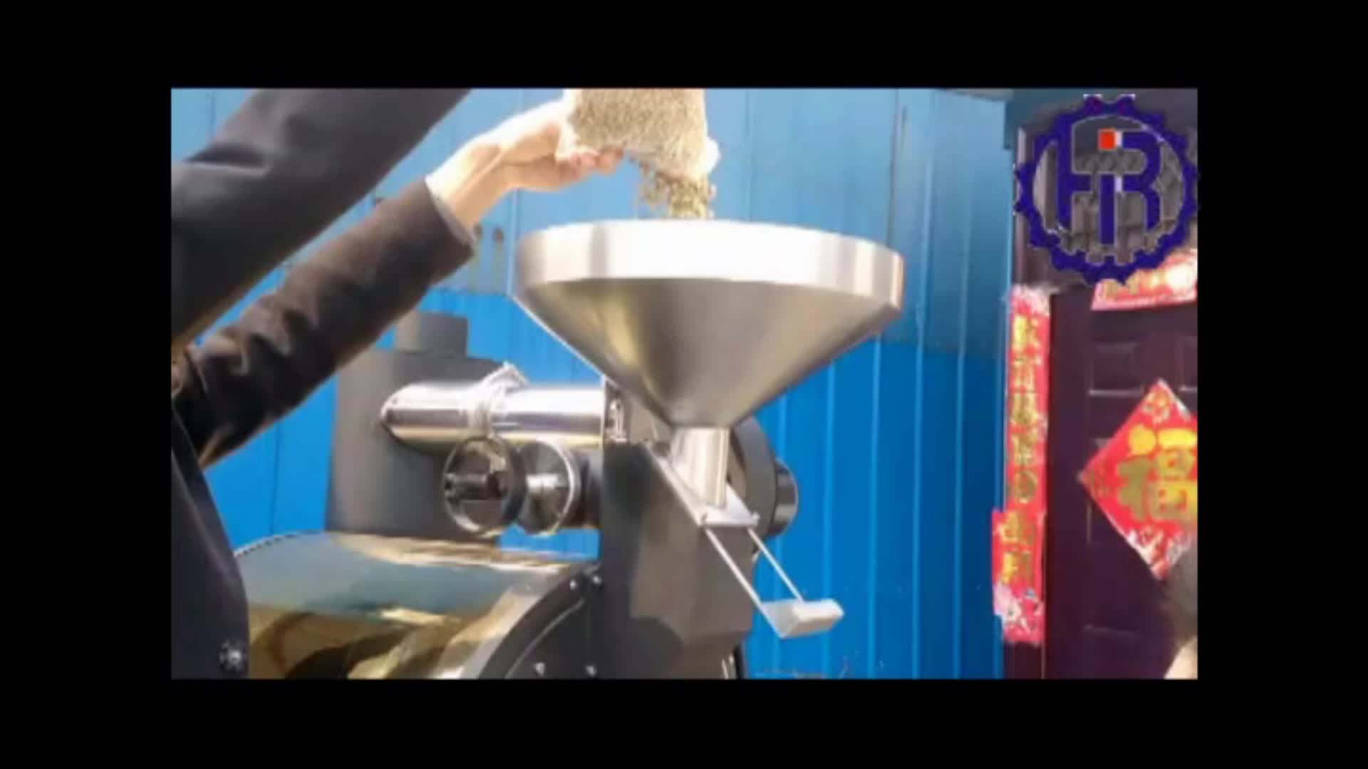 6 kg coffee roaster factory supply directly coffee roaster machine