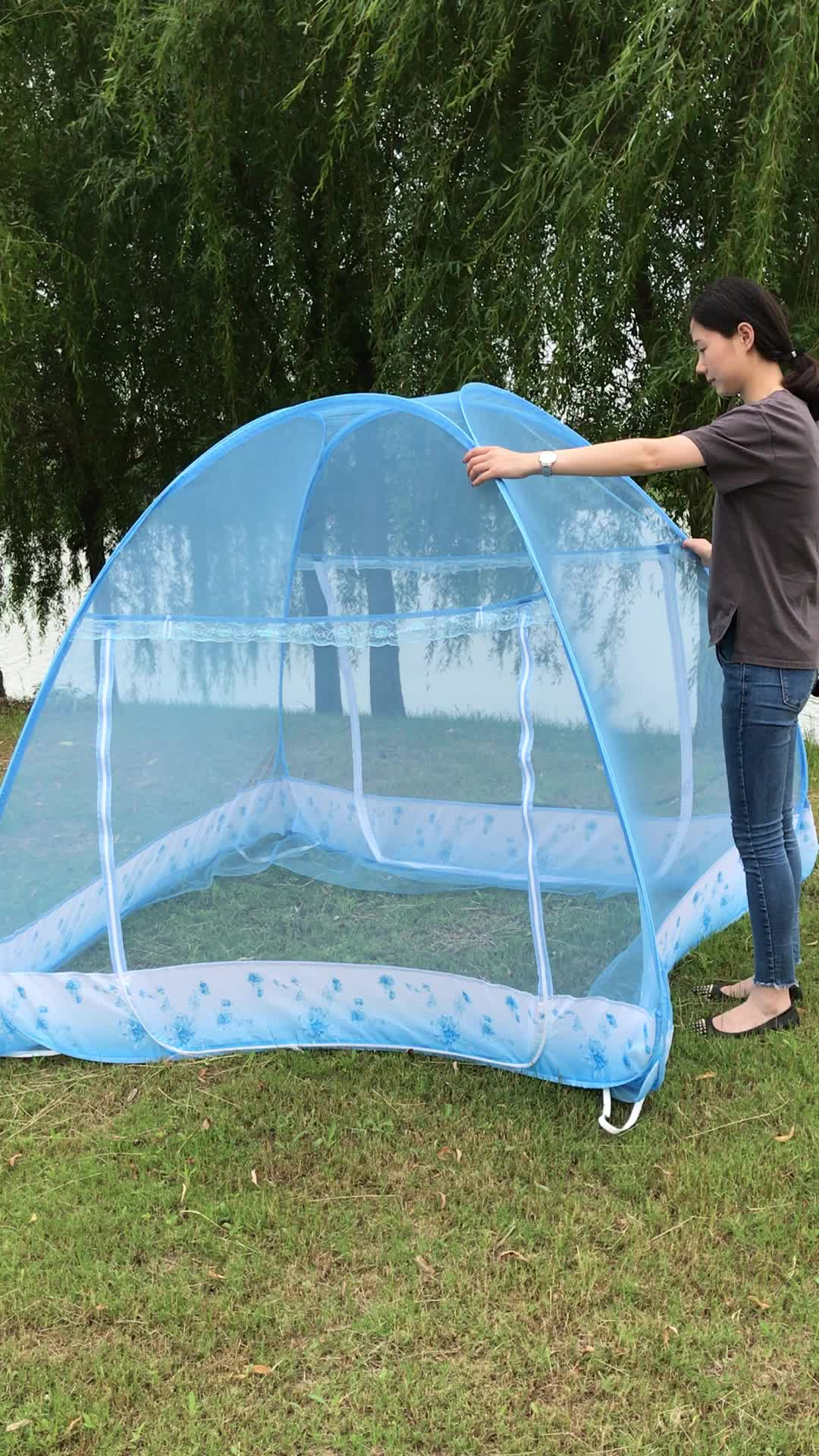 Portable Mosquito Netting : Design bed mosquito nets baby