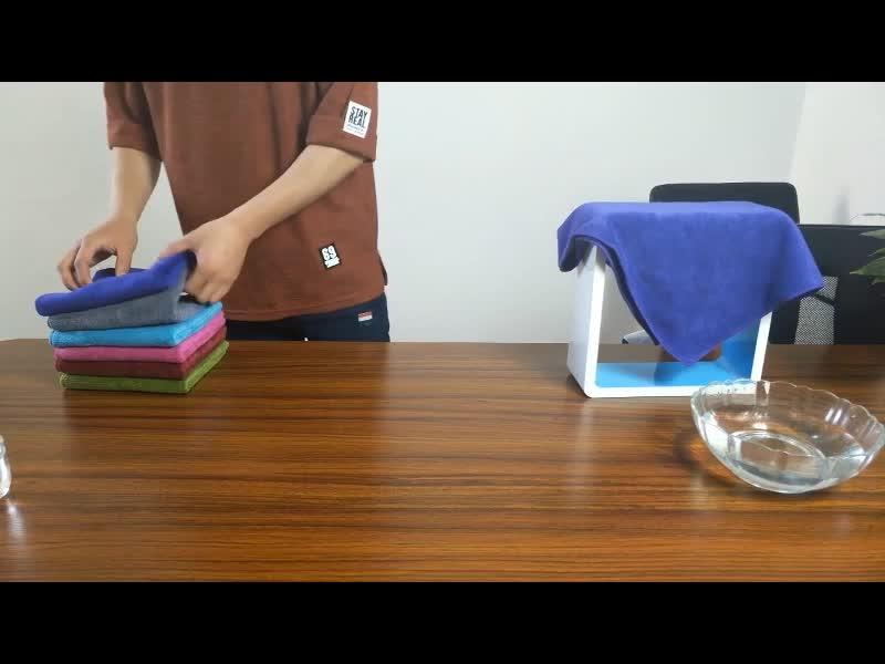 Verbreding Verdikking antislip Private Label Wateropname Yoga Handdoek Silicon Dot