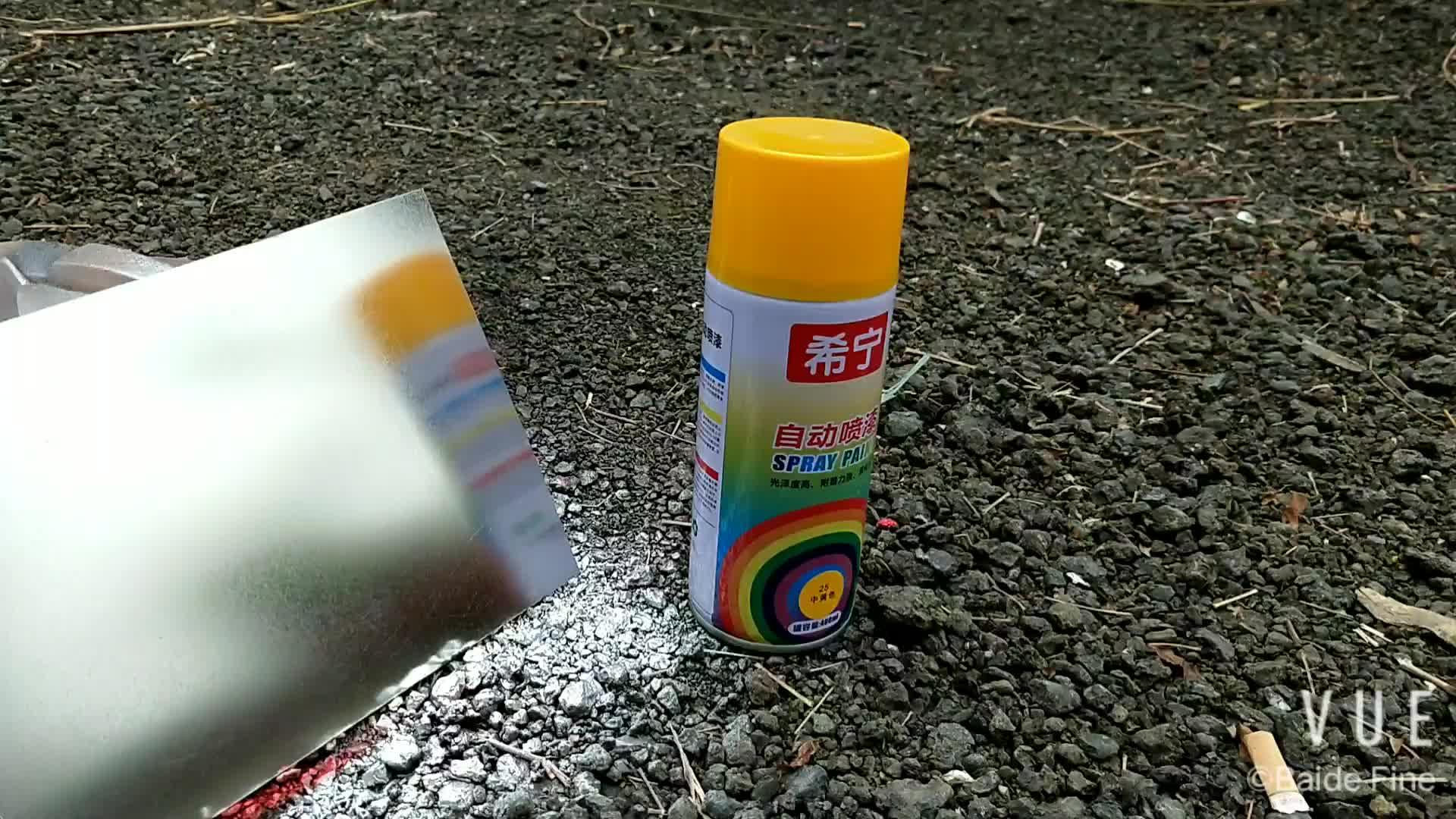 รถทำความสะอาด Multi Purpose Foam Cleaner สเปรย์