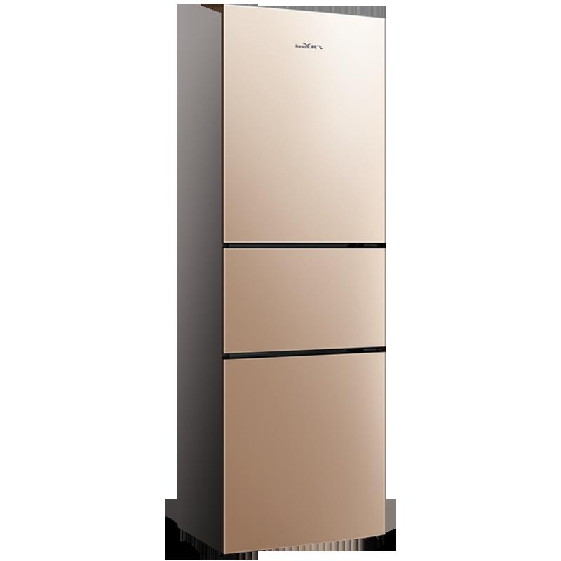 新飞 BCD-209DMK三门冰箱小型家用节能双门小冰箱三开门电冰箱,免费领取50元淘宝优惠卷