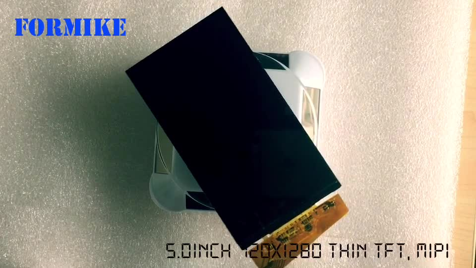 5 inch TFT LCD screen / 720*1280 MIPI dsi interface lcd display