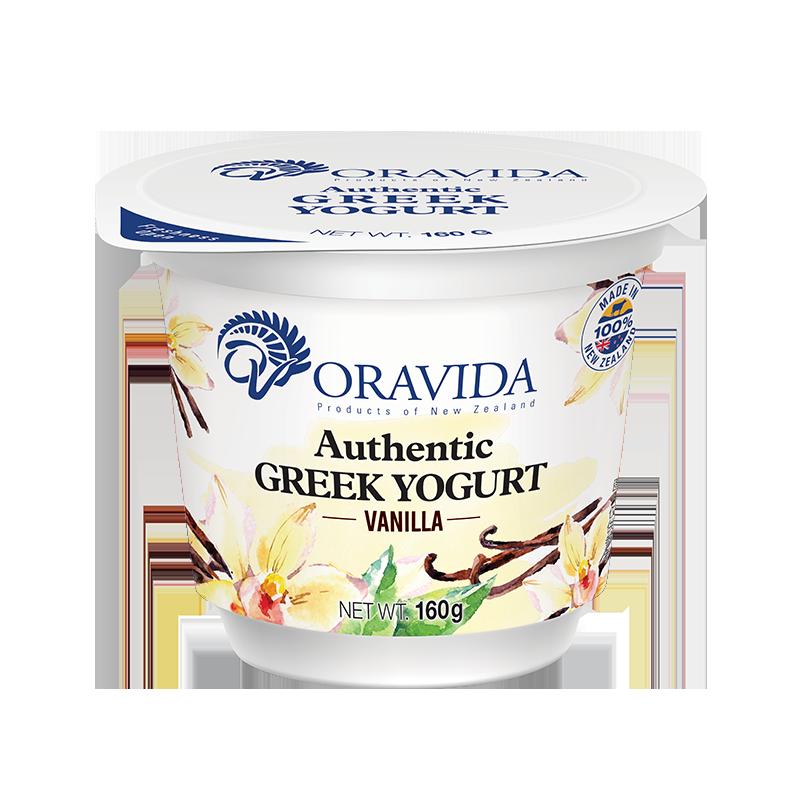 兰维乐新西兰空运冷链原装进口希腊工艺酸奶低温益生菌酸奶160g*4