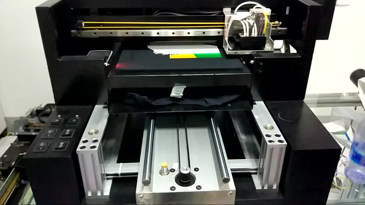 d2595bdb3 2018 KMAJET Best price A3 dtg automatic t-shirt printing machine prices in  kerala for