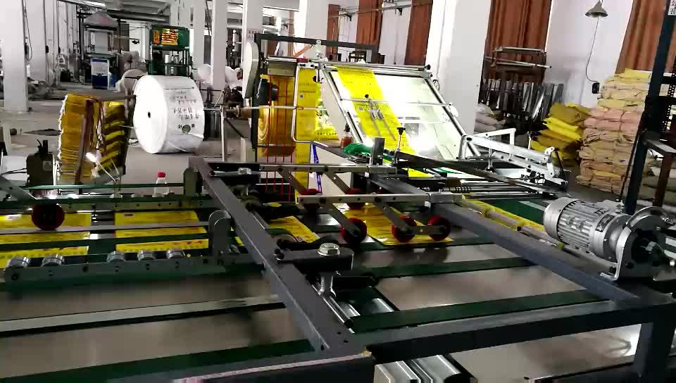 Shandong PP Woven Sack, der Maschine tasche schneiden nähen druck maschine