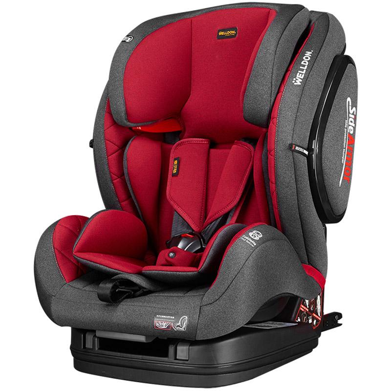 惠尔顿全能宝3儿童安全约汽车便携评价如何