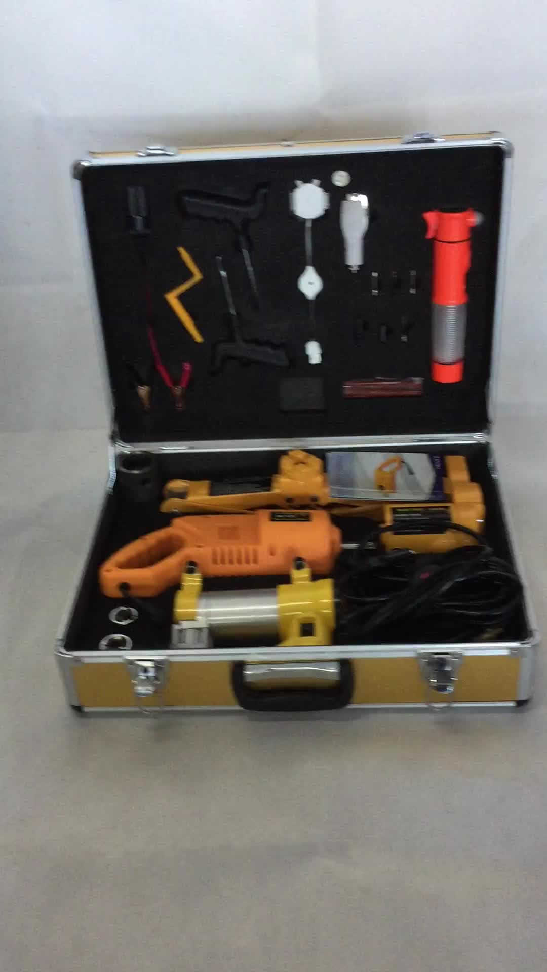 Auto Repair Tool Suits Impact Electric Jack And Wrench