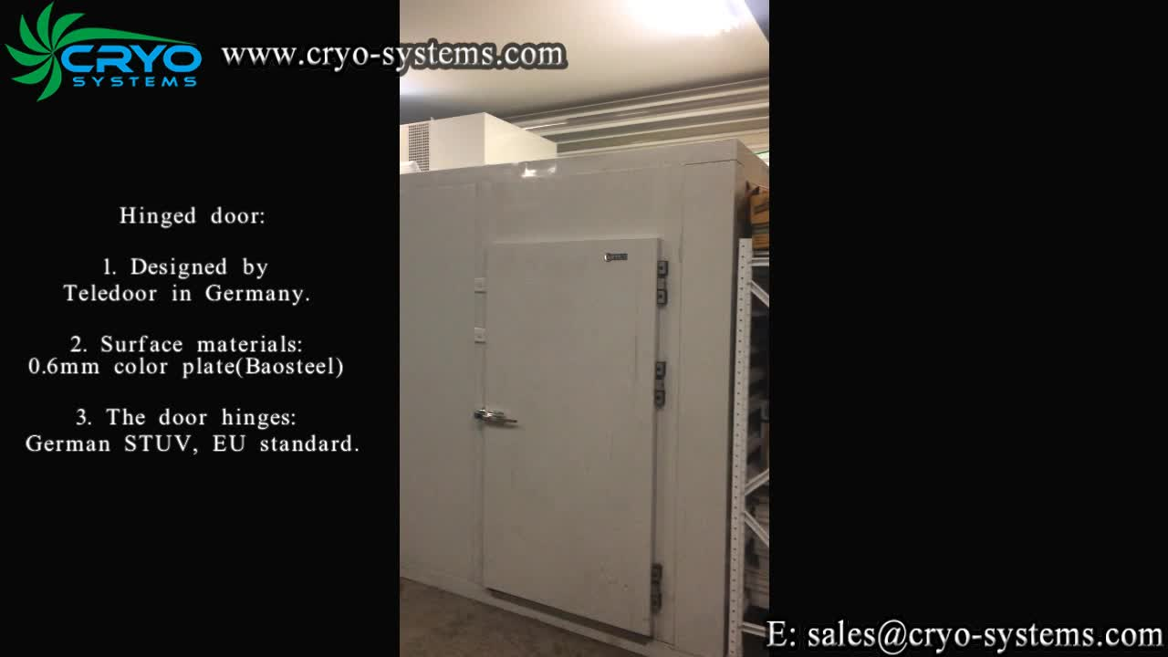 Freezer Wall Refrigerator Walk In Cooler Panels For Cold