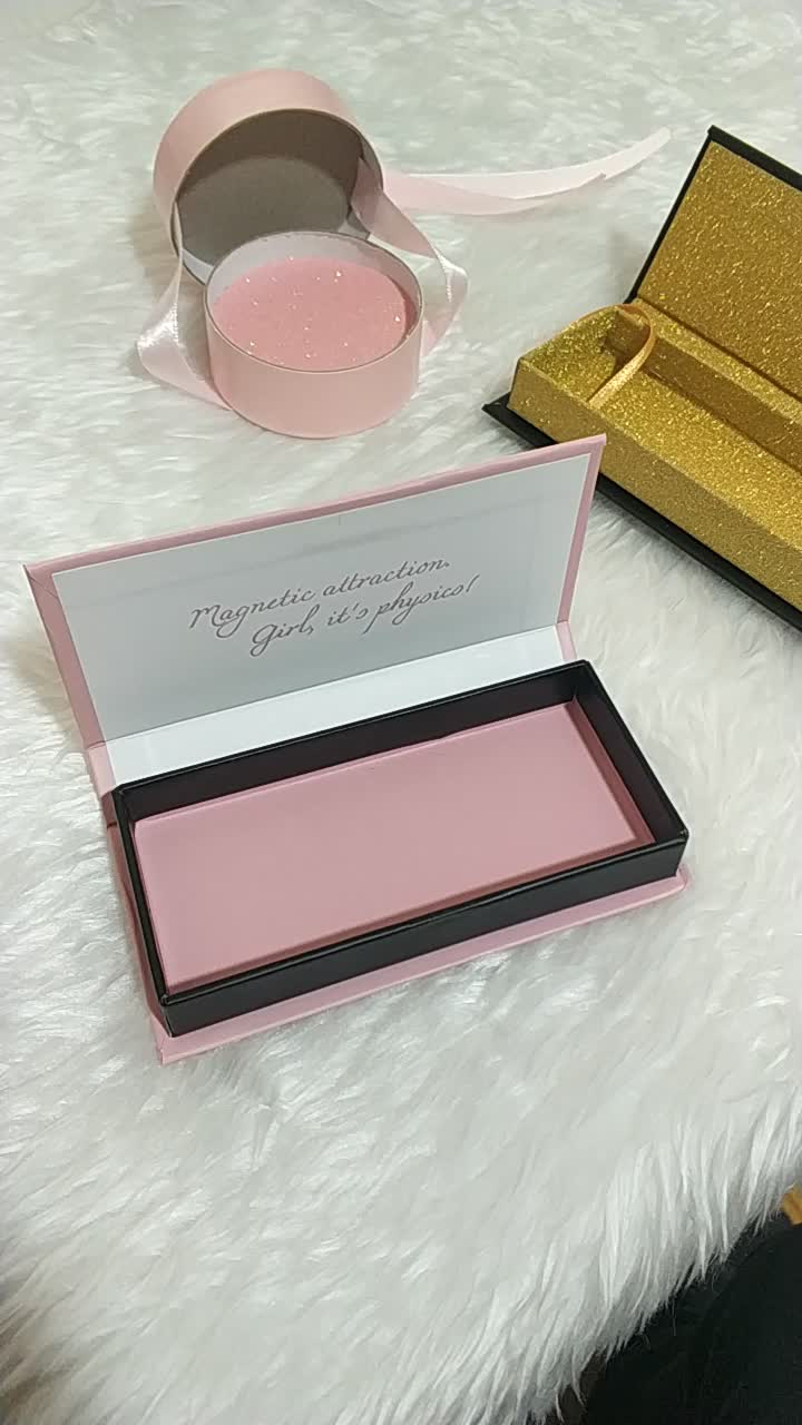 falsche wimpern private label benutzerdefinierte falsche wimpern verpackung box