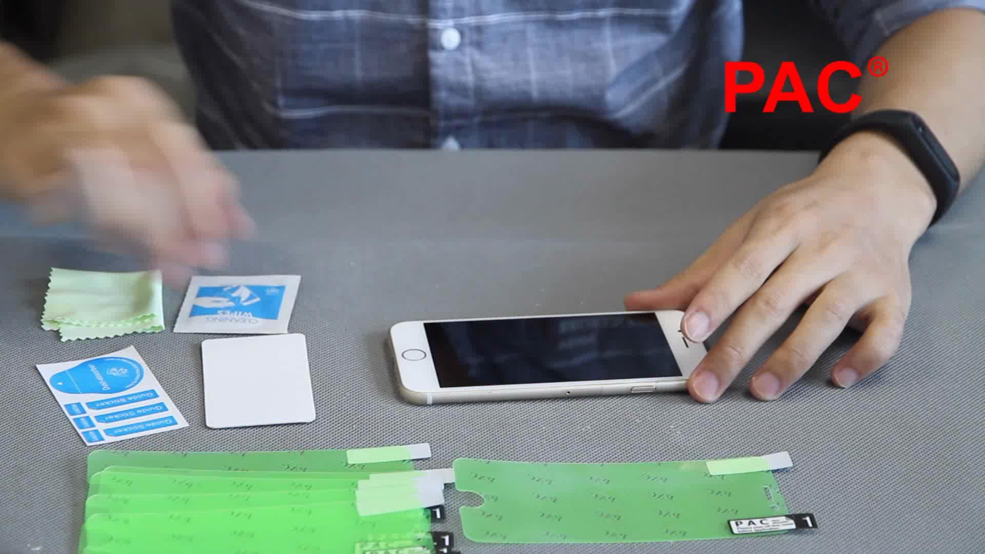 Preço de fábrica Nano Anti Glare Anti Choque Protetor De Tela Fosco Para Xiaomi Mi PAC A1