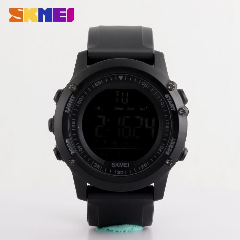 Latest sport phone connected Chronograph Cheap Smart Wrist Watch with Free shipping MY/TH/BN/PH/KR