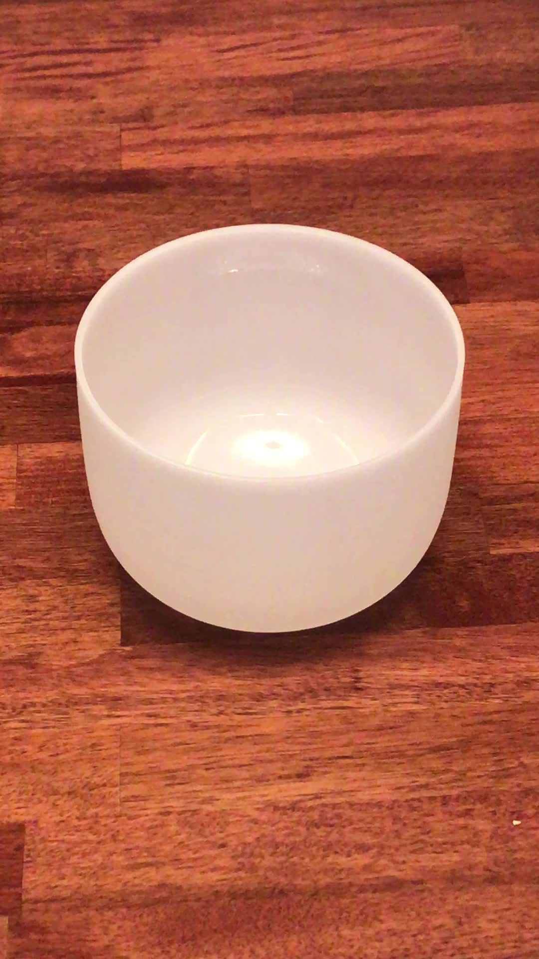 High quality and low price quartz crystal singing bowls